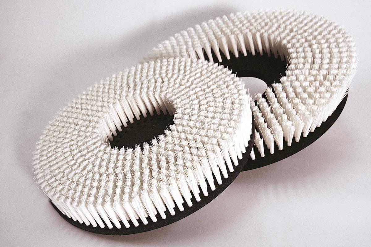 Spazzole a disco per lavapavimenti industriali