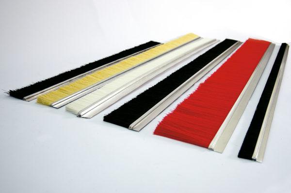strip lineari con profilo metallico per Portoncini e Basculanti