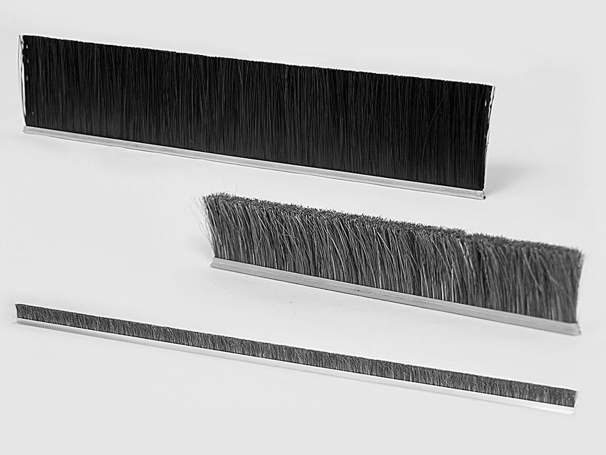 Strip lineari con profilo in metallo
