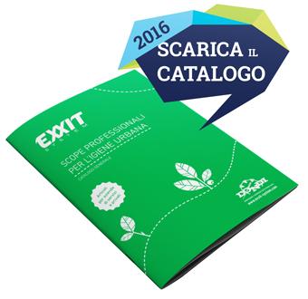 Catalogo completo dei prodotti EXXIT SYSTEM