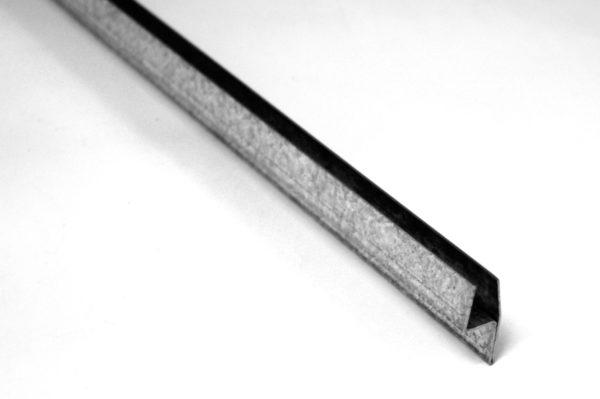 guida per strip lineari con profilo a U